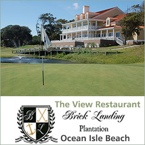The-View restaurant Brick Landing Ocean Isle Beach NC